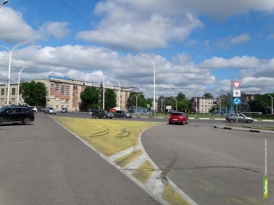 Комсомольскую площадь в Тамбове могут назвать именем Вернадского