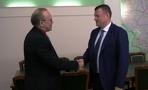 Губернатор Тамбовской области встретился с автором «Умниц и Умников»