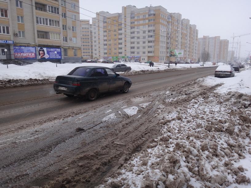 Губернатор попросил привести в порядок автодороги в Тамбовской области