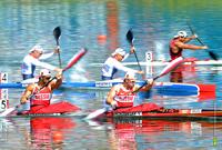 Российские байдарочники взяли золото на Олимпиаде