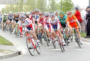 Тамбовские велосипедистки вернулись с первенства России