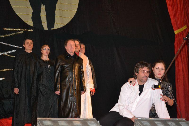 Тамбовчанам покажут спектакль «Мастер и Маргарита»