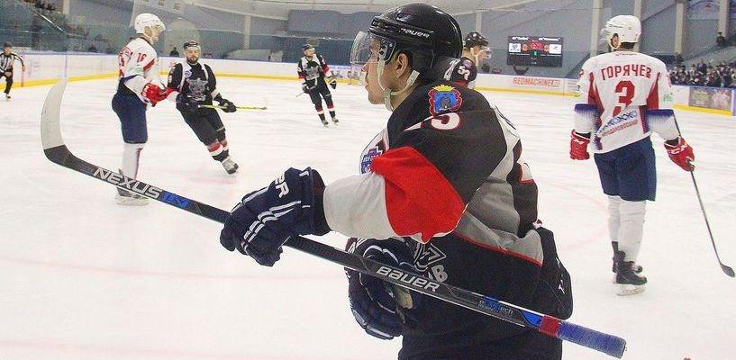 Четыре забитые шайбы не помогли тамбовским хоккеистам вырвать третье место