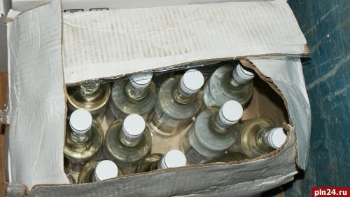 Пенсионерка торговала «палёным» алкоголем в центре Тамбова