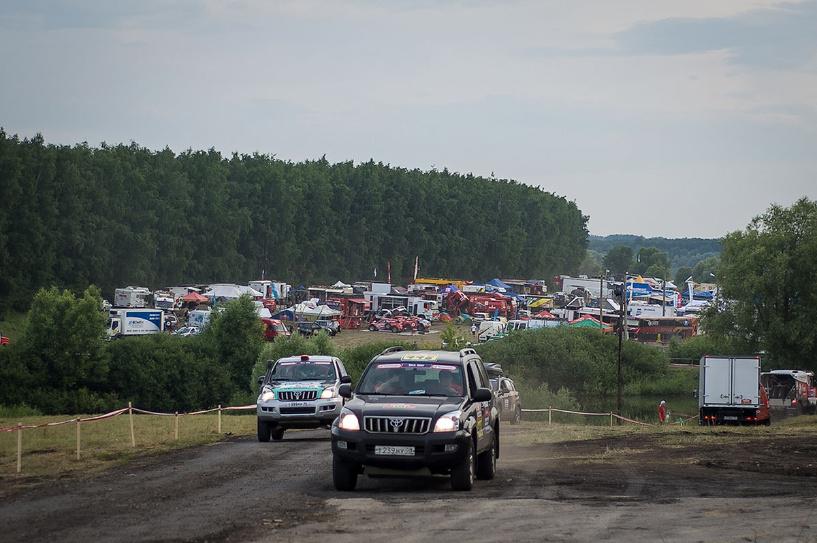 На Тамбовщине пройдет открытый чемпионат области по автокроссу