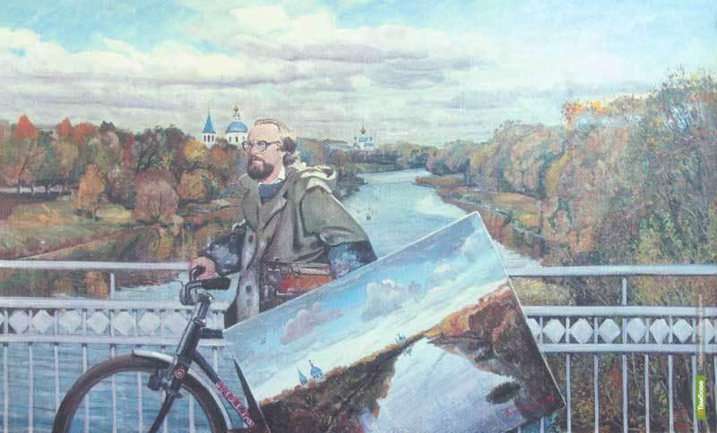 В Тамбове открывается выставка Владимира Сизова