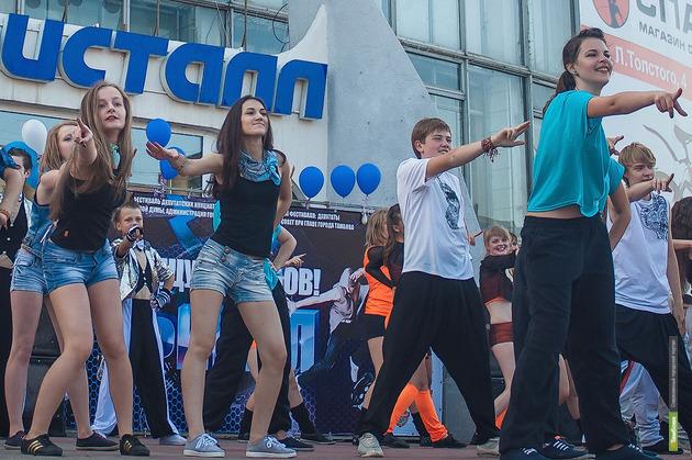 Победители «Танцуй, Тамбов» станут известны в начале октября