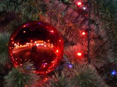 К выходным новогодние украшения покинут улицы Тамбова