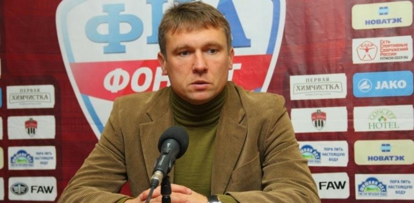 Андрей Талалаев стал лучшим тренером 25 тура чемпионата