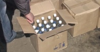 Житель Тамбовской области торговал контрафактным спиртным в своем гараже