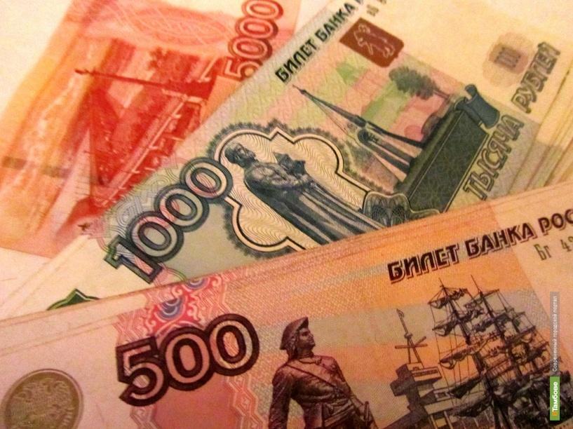 Тамбовские полицейские выявили больше двухсот тысяч фальшивых рублей