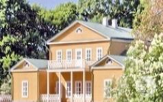 В Тамбове презентуют пензенский музей-заповедник «Тарханы»