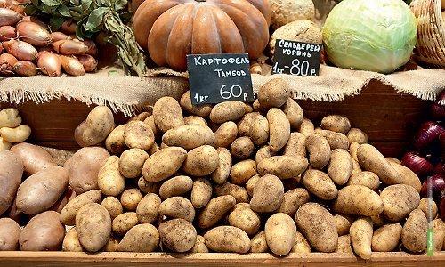Тамбовских фермеров не пускают на рынок