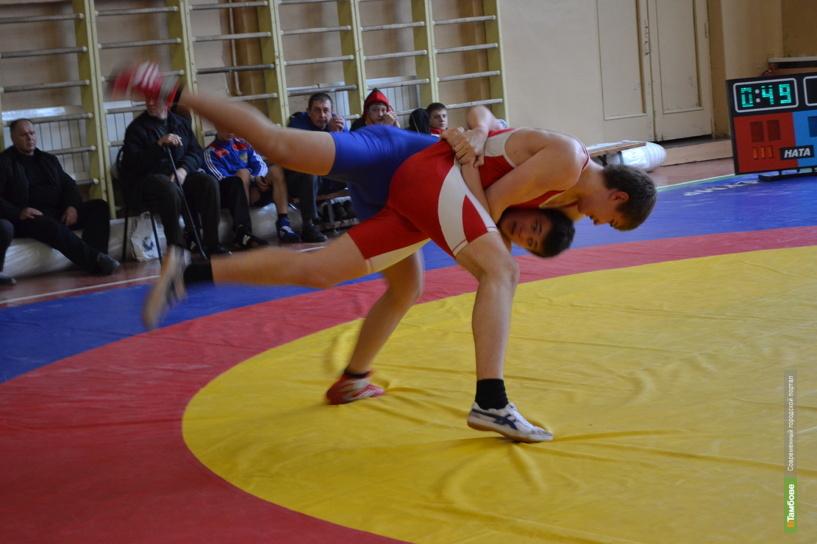 В Тамбове пройдет чемпионат России по греко-римской борьбе