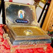 В Тамбов привезут частицу ризы Иисуса Христа