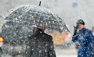Мокрый снег и порывы ветра: погода в Тамбове вновь поменяется