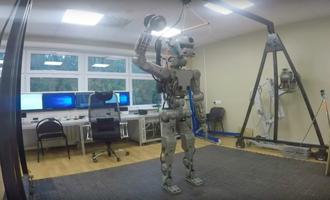 В России создали робота-космонавта