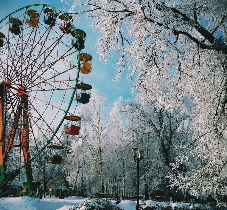 В парке культуры отметят День защитника Отечества