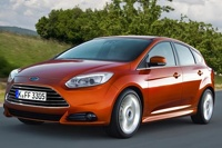 Новый Ford Focus мир сможет увидеть уже в марте