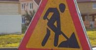 В Тамбове на Набережной ограничили движение транспорта