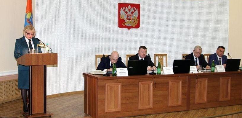 Тамбовщина внесла в федеральный бюджет более 30 миллиардов рублей налогов и сборов