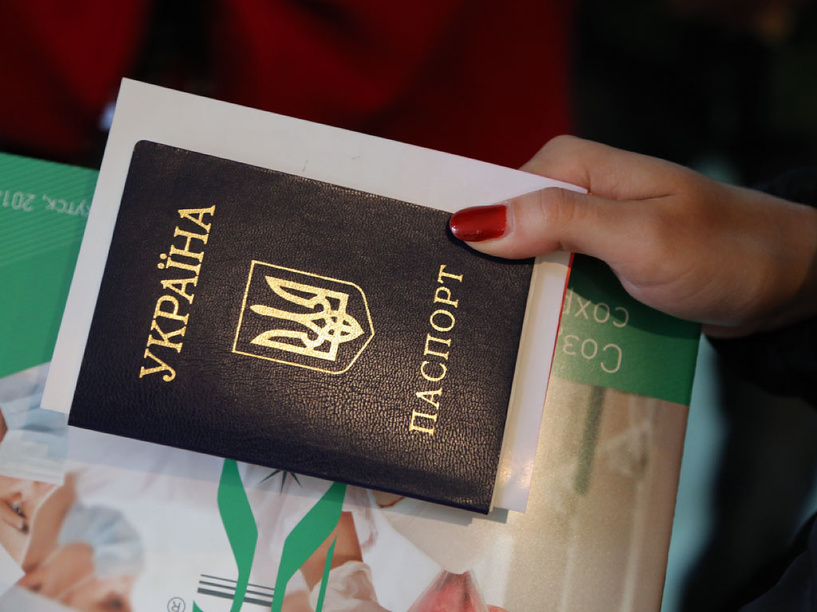 Россия отменит миграционные послабления для граждан Украины