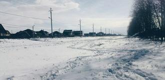 В Тамбовской области апрельские сугробы «выросли» до 21 сантиметра