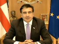 Саакашвили отказался покидать президентский дворец в Тбилиси