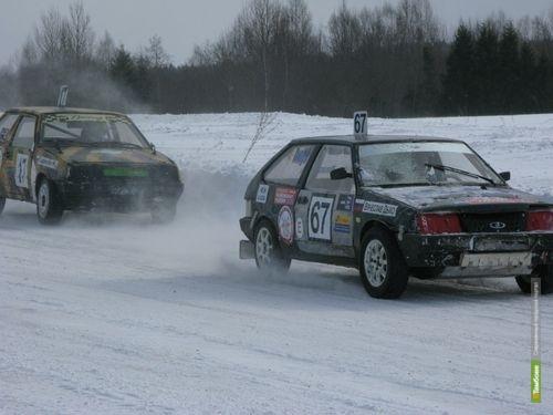 Тамбовчанин занял второе место в первом этапе всероссийского автокросса