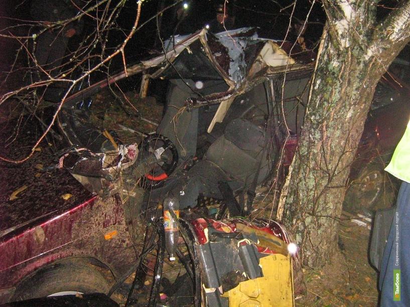 Юный водитель попал под Пичаево в ДТП