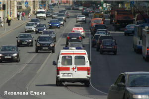 26 тамбовских водителей не уступили дорогу спецтранспорту