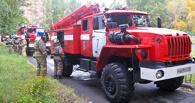 В Уварово прошли пожарные учения в кадетском корпусе