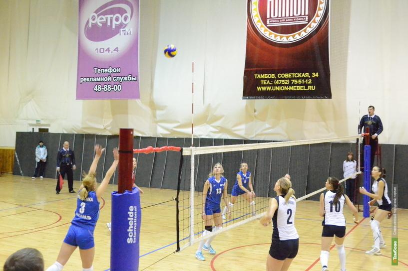 «Тамбовчанка» стала второй в Чемпионате ЦФО