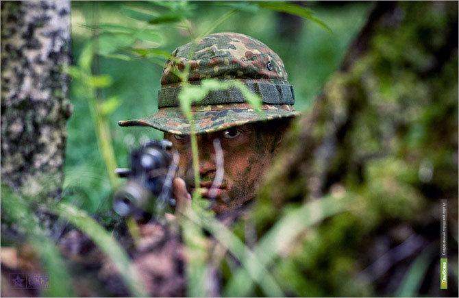 В Мичуринском районе развернётся зона боевых действий