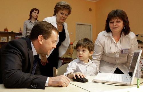 Президент выделил тамбовской школе 300 миллионов рублей