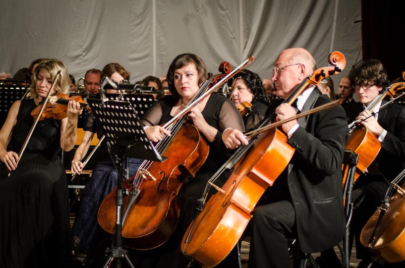 Тамбовский симфонический оркестр открывает сезон
