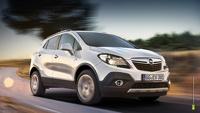 Стали известны цены на маленький кроссовер Opel