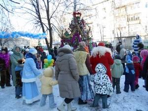 В Тамбове подвели итоги акции «Новогодний город 2012-2013»