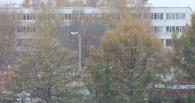 В Тамбове пошел первый снег