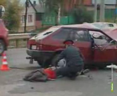 Два тамбовчанина погибли в ДТП