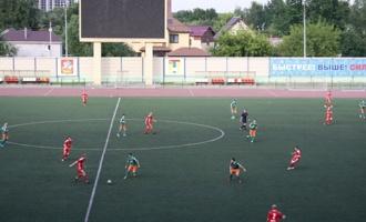 Первая игра в межсезонье завершилась проигрышем ФК «Тамбов»
