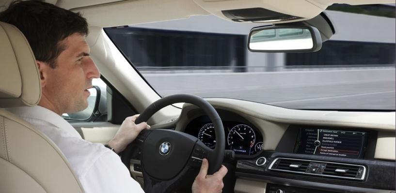 Вождение автомобиля помогает развивать активность мозга