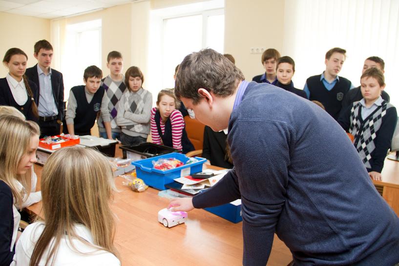 Воронежских школьников приобщили к 3D моделированию