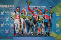 Российские студенты-спортсмены выиграли зимнюю Универсиаду