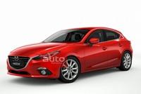 Новую Mazda 3 рассекретили до официальной премьеры