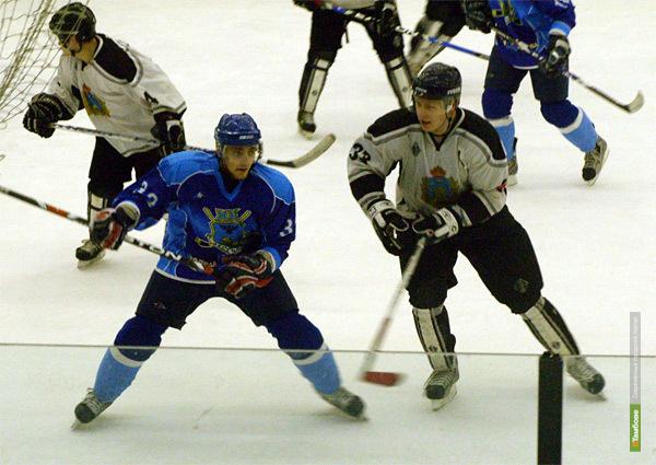 Тамбовские хоккеисты потеряли позиции в «турнирке»