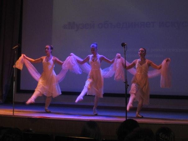 В Тамбове прошла «Ночь искусств»