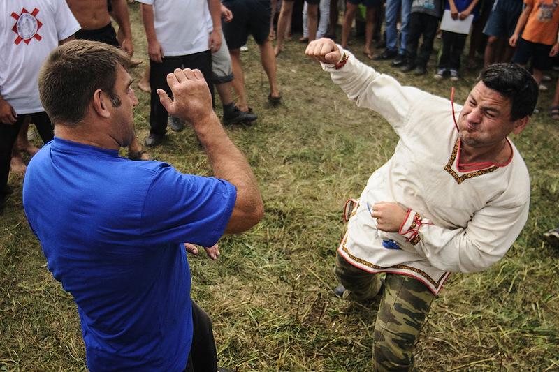 В Тамбове началась подготовка к ежегодным «Атмановским кулачкам»