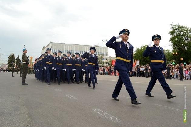 В День Победы движение в Тамбове встанет