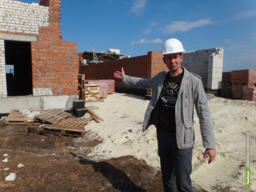 Губернатор предложил изменить застройку исторического центра Тамбова